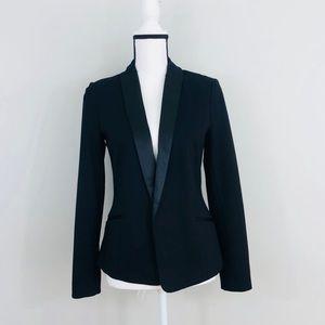 Banana Republic Suit Blazer Black Size 4